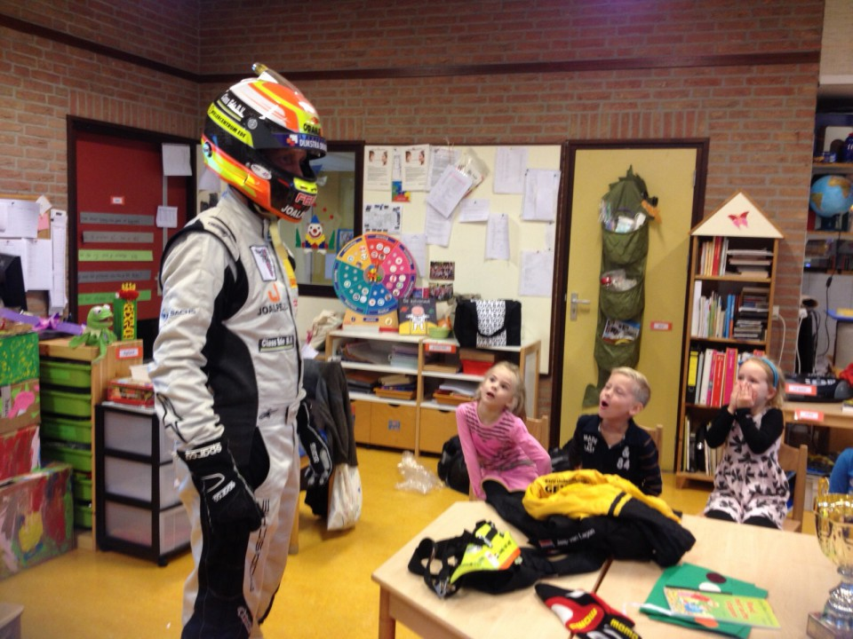 coureur in de klas