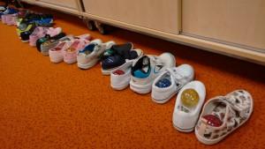 schoenen groep 4