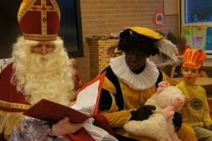 Sinterklaas op de Edese Schoolvereniging