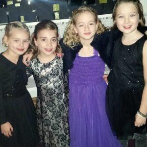 Prinsesjes uit groep 5