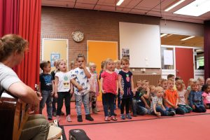 Groep 1 'Old Macdonald had a farm' (nederlands)
