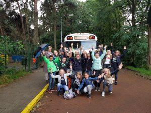 Op pad met de bus van Zoo&Zo