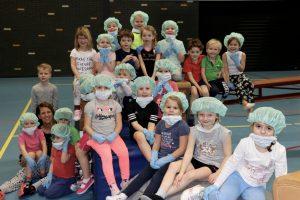 De stokstaartjes als anesthesie-assistenten